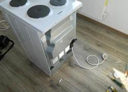 Установка, подключение электроплит город Владивосток